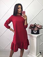 Платье женское красивое красное