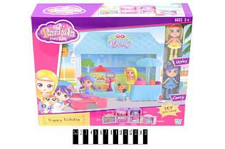 Игровой набор для девочек + кукла 2 шт 60216