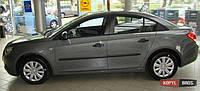 Молдинг двери Honda Civic 5d - (S) 2001 - 2006