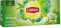 Чай зеленый с ароматом личи и розы Lipton 25пак/40г (Украина)