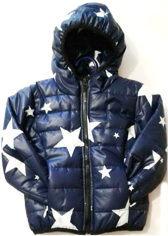Детская куртка демисезонная для мальчика 92