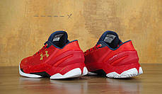 Мужские кроссовки Under Armour Curry 2 Red, фото 3