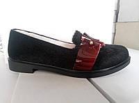 Туфли женские меховые 36 - 41 р