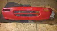 Бампер передний D06250031C БУ Mazda 121 БУ оригинал