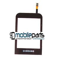 Оригинальный Сенсор (Тачскрин) для Samsung C3300 champ (Коричневый)