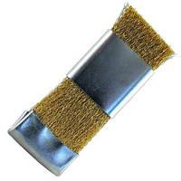 Щітка бронзова ручна для чищення фрез