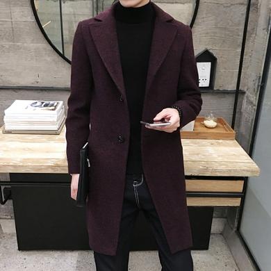 Мужское пальто. Модель 61539