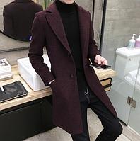 Мужское пальто. Модель 61539, фото 2
