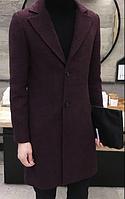 Мужское пальто. Модель 61539, фото 3