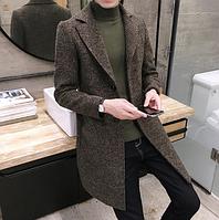 Мужское пальто. Модель 61539, фото 4