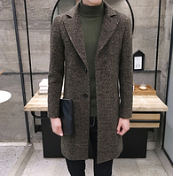 Мужское пальто. Модель 61539, фото 5