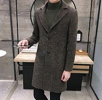 Мужское пальто. Модель 61539, фото 6