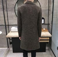 Мужское пальто. Модель 61539, фото 7