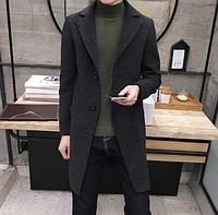 Мужское пальто. Модель 61539, фото 8