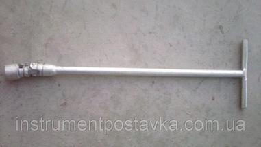 Ключ торцевой с карданом S10   (Харьков)