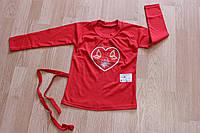 Блуза для девочек. Интерлок, фото 1