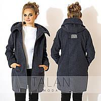 Женское кашемировое пальто Цвета 520 НД, фото 1