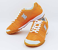 Обувь футбольная сороконожки ZART (p.35-40) кожа