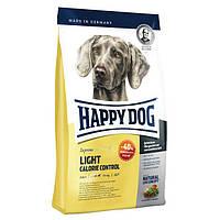 Happy Dog Light Calorie Control (Контроль веса) 4кг - диетический корм для взрослых собак весом от 11 кг