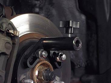 Комплект адаптеров (2шт) для регулировки УУК со снятыми колесами