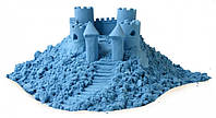 Кинетический песок голубой 1кг