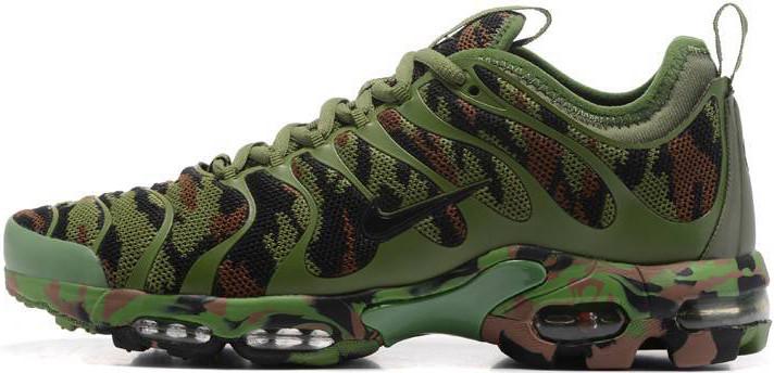 Мужские кроссовки Nike Air Max TN Ultra Camo, Найк Аир Макс ТН