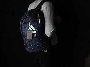 Рюкзак мужской adidas адидас принт портфель