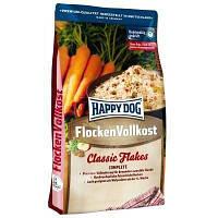 Happy Dog Flocken Vollkost 10кг- корм в виде хлопьев для собак с чувствительным пищеварением