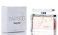 Женская оригинальная парфюмированная вода Franck Olivier BAMBOO FOR WOMEN 75ml NNR ORGAP /05-51