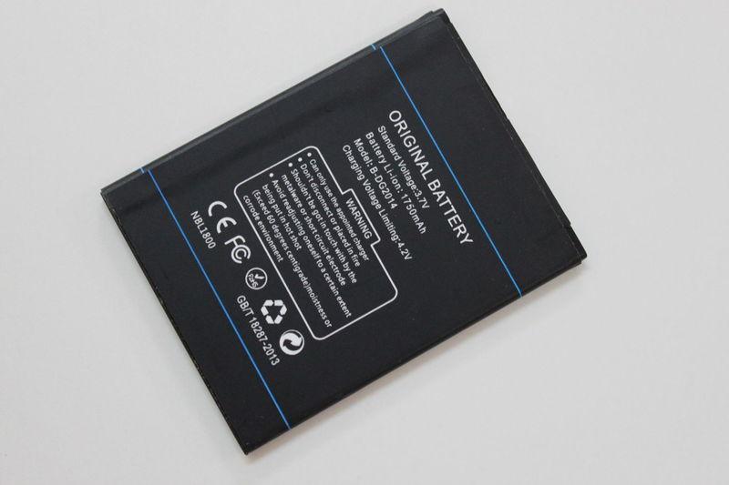 Аккумулятор DG2014 для DOOGEE Turbo