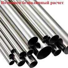 Металлическая труба нержавейка 16 х 1,5- вход 97,5/м.п