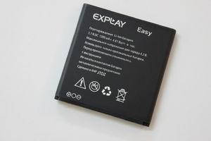 Аккумулятор для Explay Easy, фото 2