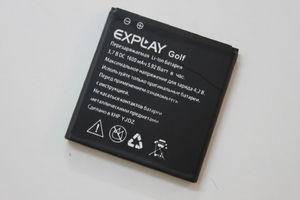 Аккумулятор для Explay Golf, фото 2