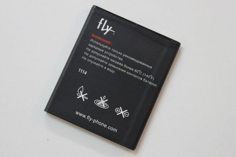 Аккумулятор BL5203 для Fly IQ442 Miracle 2