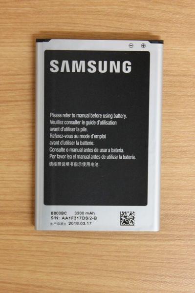 Аккумулятор B800BC для Samsung Galaxy Note 3