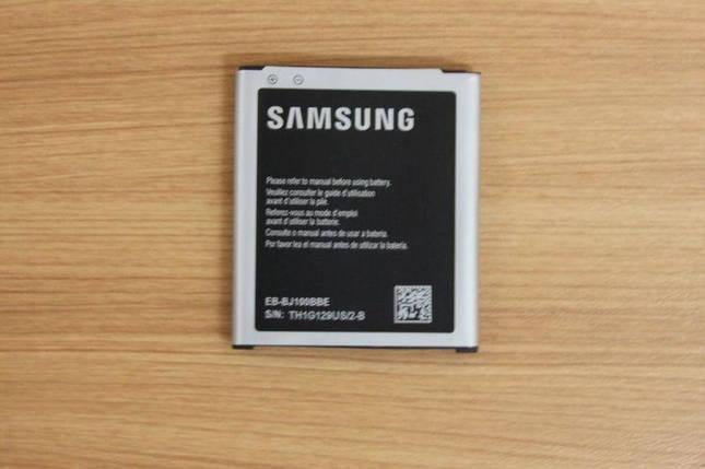 Аккумулятор EB-BJ100BBE для Samsung Galaxy J1 J100 (1 сим-карта), фото 2