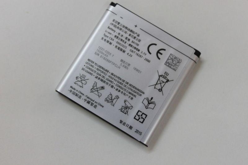 Аккумулятор BA700 Sony Xperia ST18i MT15i