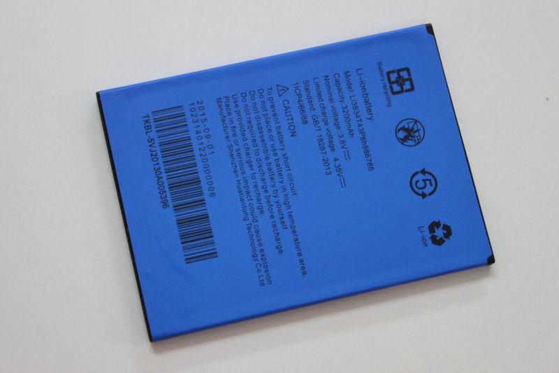 Аккумулятор Li3834T43P6h886788 для Umi Hammer S