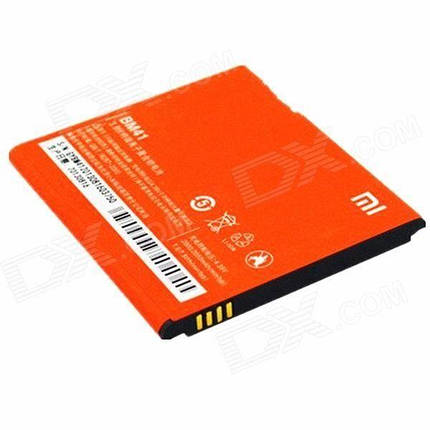 Аккумулятор BM41 Xiaomi Redmi 1S (2000mAh), фото 2