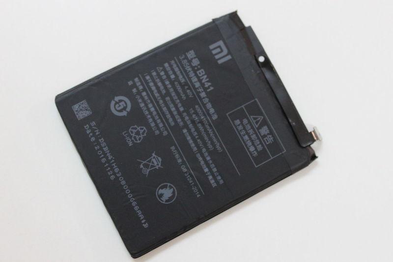 Аккумулятор BN41 Xiaomi Redmi Note 4