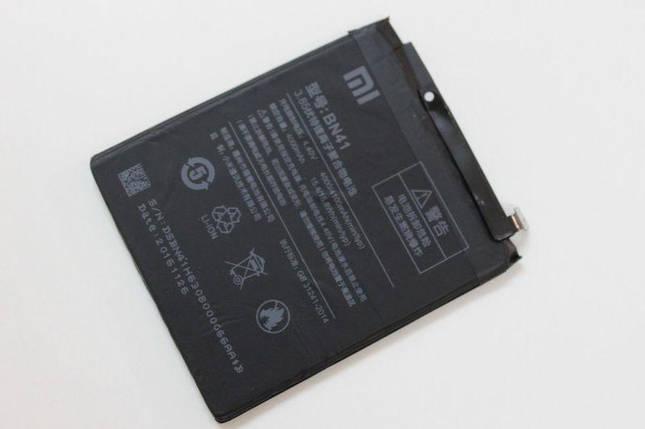 Аккумулятор BN41 Xiaomi Redmi Note 4, фото 2