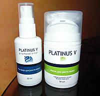 Platinus V - раствор-спрей для роста волос (Платинус В), 30 мл