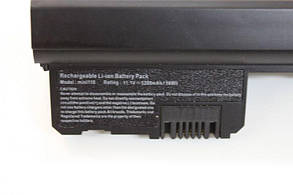 Аккумулятор для ноутбука HP Mini 110 110-1000 1101 Compaq NY221AA NY220AA 537626-001, фото 3