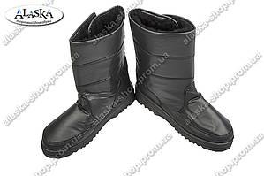 Мужские сапоги (Код: 912 черный)