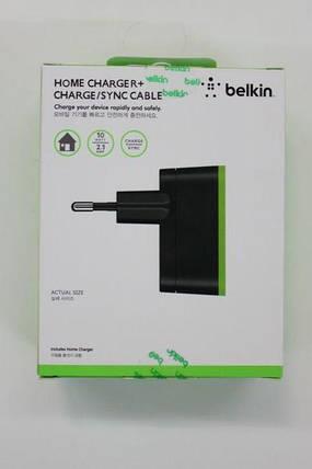 Зарядное устройство Belkin для iPhone 6S 2 in 1, фото 2