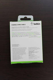 USB Cable Belkin iPhone 5/6