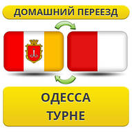 Домашний Переезд из Одессы в Турне