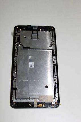 Дисплейный модуль Asus Zenfone 6 (с рамкой), фото 2