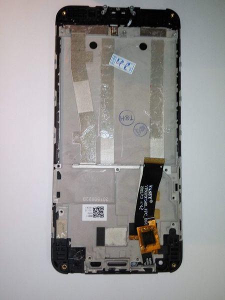 Дисплейный модуль в сборе Meizu M2 Mini (с рамкой)
