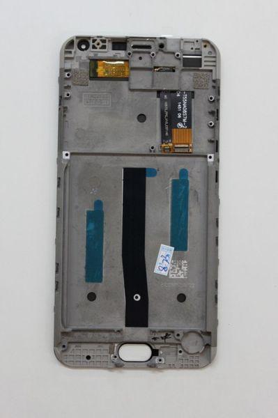 Дисплейный модуль в сборе Meizu M2 Note (с рамкой)
